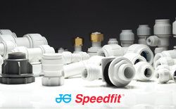 Speedfit connections