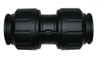 View our E. Black PEI Twist & Lock Fittings