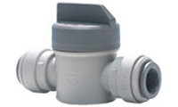 View our Acetal Shut-Off Valves