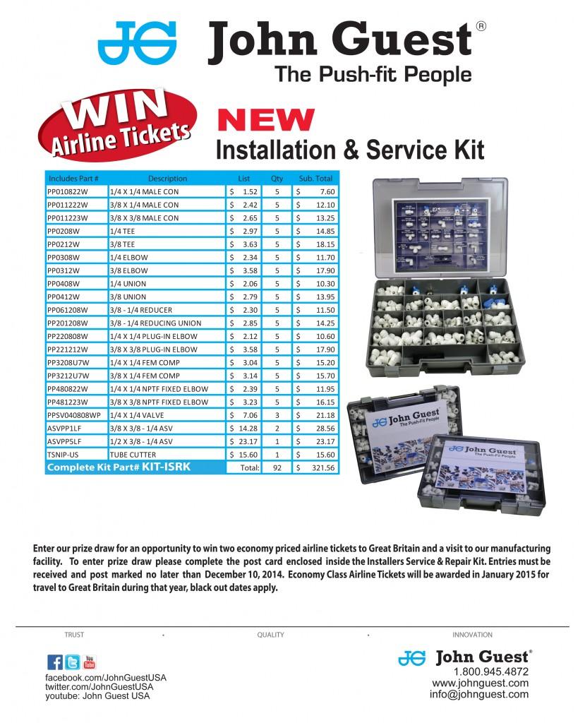 Service Kits Flier_Generic