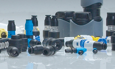 View our Water Block Connectors