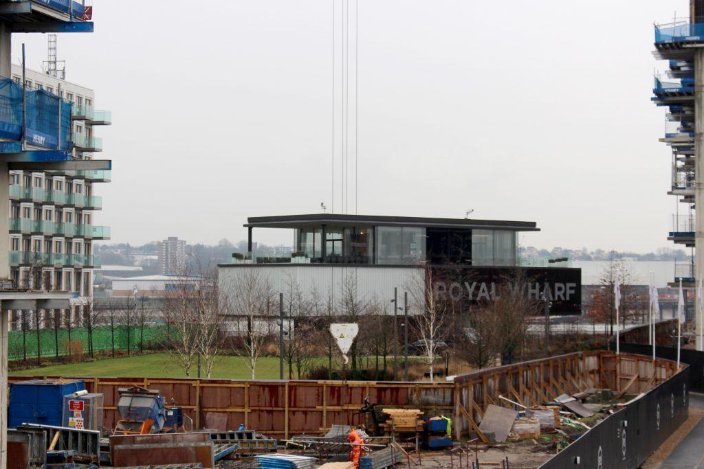 Royal Wharf 2