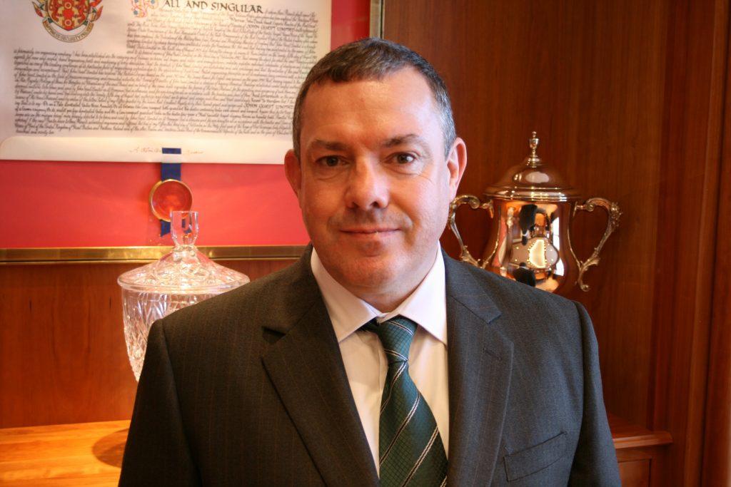 Nigel Sander, JG Speedfit Divisional Technical Director