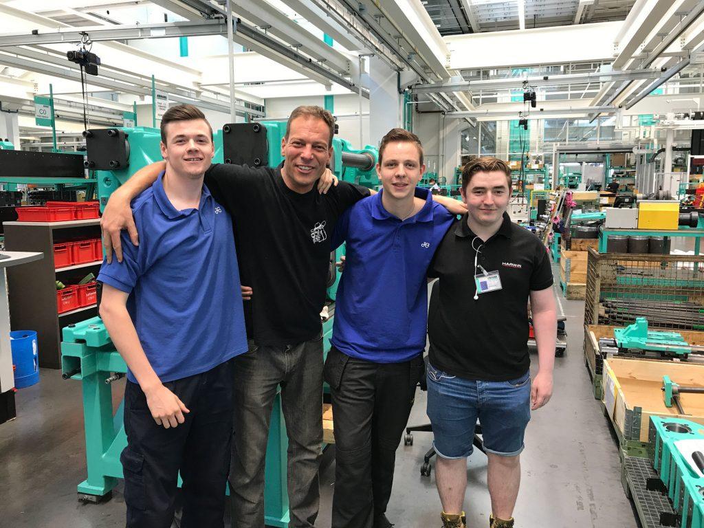 Engineering Apprenticeship Programme