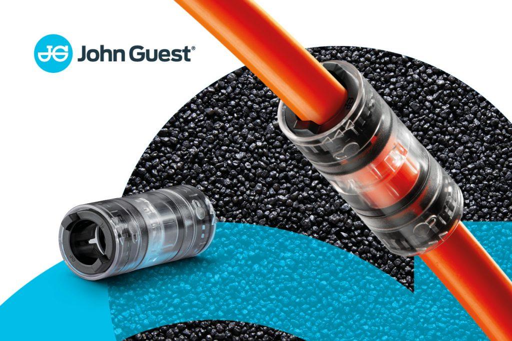 JG John Guest Direct Buried Blown Fibre