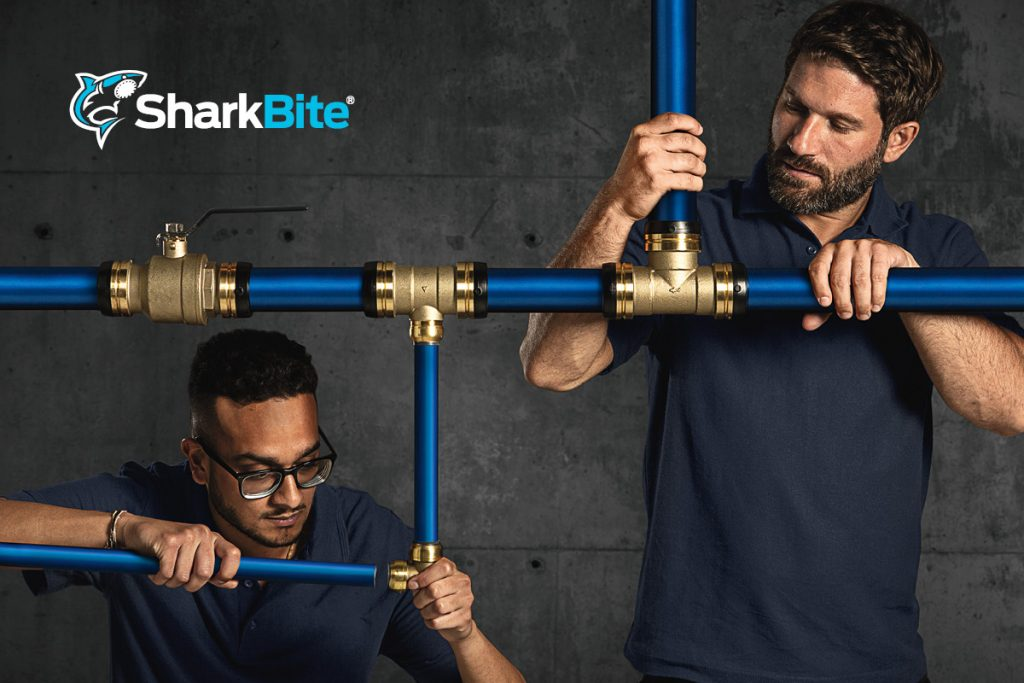 SharkBite Compressed Air Range