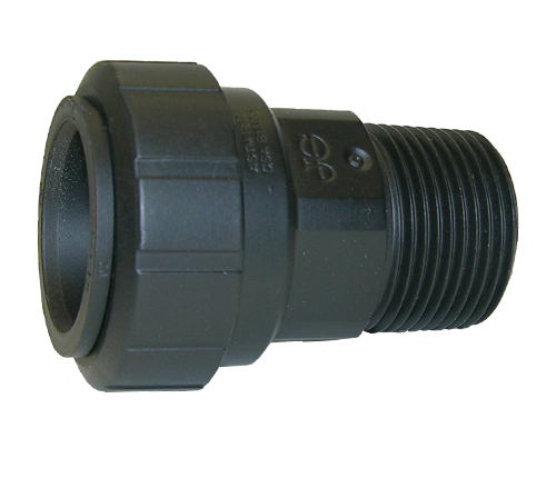 Black CTS MALE CONNECTOR