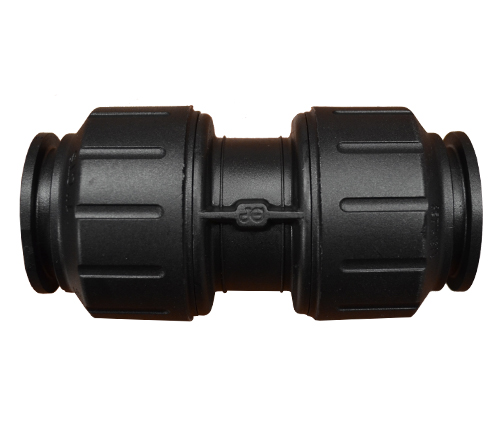 Black CTS UNION CONNECTOR