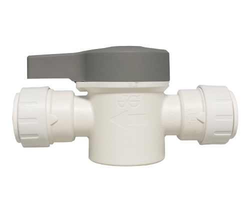 Cts Shut Off Valve Push Fit Plumbing Fittings Speedfit