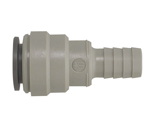 Push-fit Plastic Unequal Straight Connector