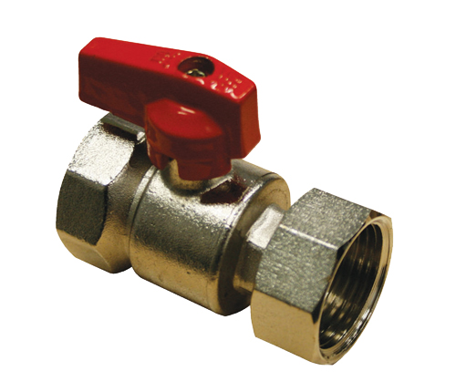 MANIFOLD BALL VALVE - RED