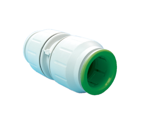 Straight Connector Metric