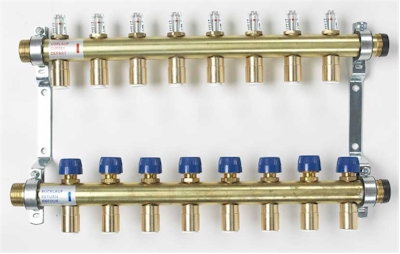 UFH8ZoneManifold