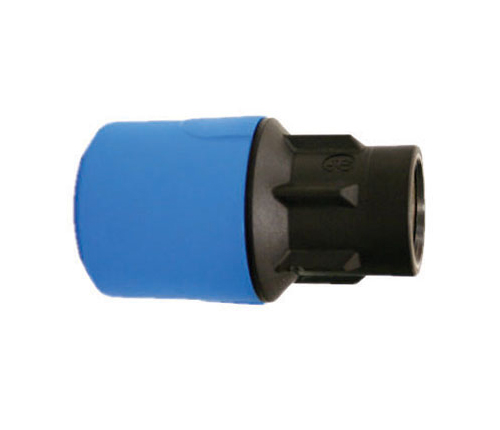 Push-fit MDPE Female Adaptor