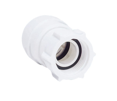 Push-fit Plastic Female Coupler Tap Connector
