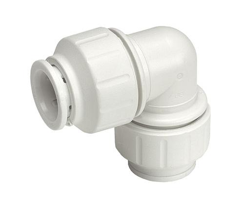 Push-fit Plastic Reducing Elbow