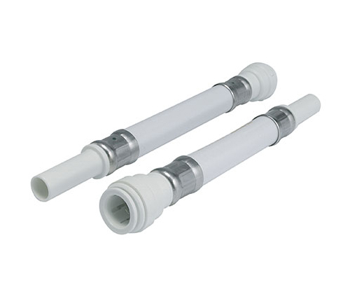 Push-fit Speedfit x Plain Stem White PVC Hose