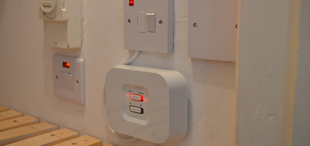 Plumbing and heating power supplies