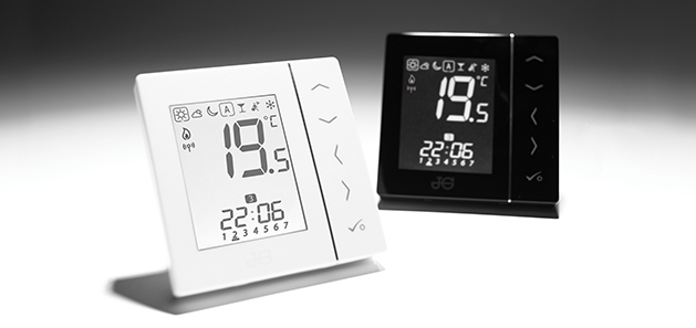JG Aura Wireless Underfloor Heating Thermostat
