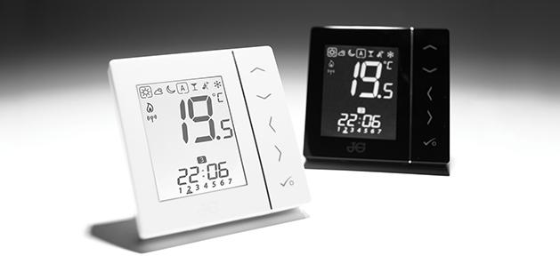 Commercial Underfloor Heating Controls