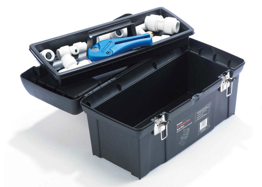 Plumbing installer tools