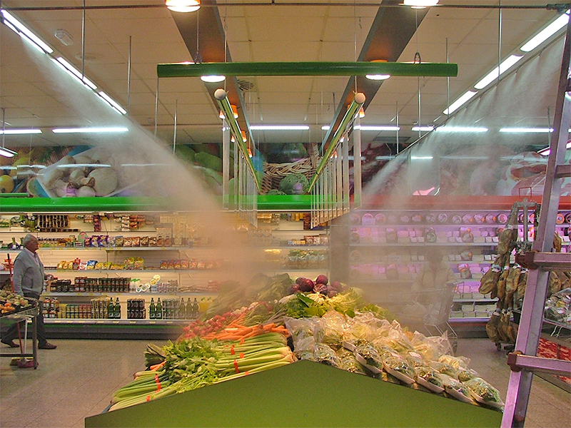 Spanish Supermarkets