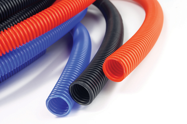 Plastic plumbing pipe insert