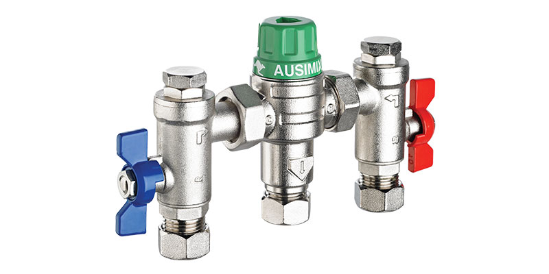 Thermostatic Mixing Valves (TMVs)