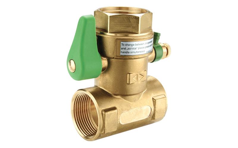 Anti Legionella valve