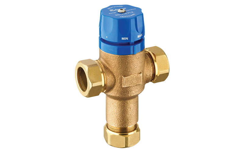Heatguard Tempering Valve from Reliance Valves
