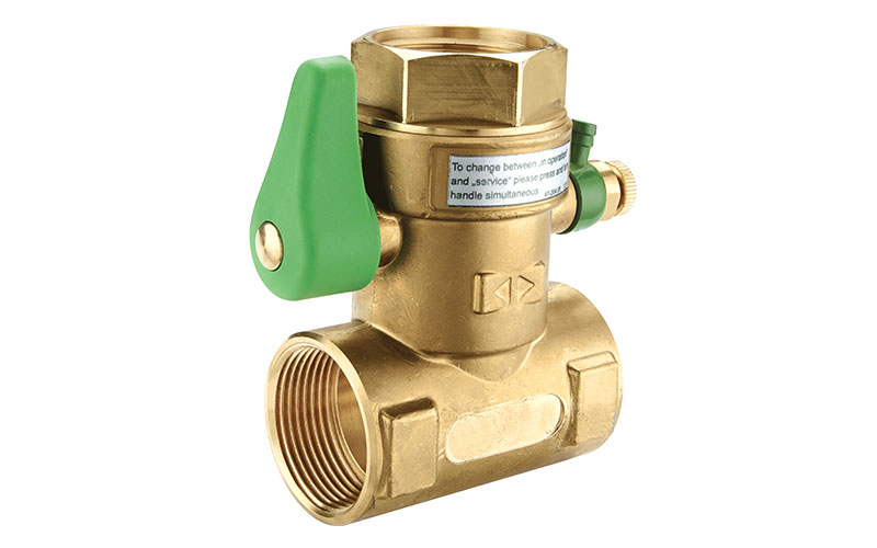 Reliance Anti-legionella valve