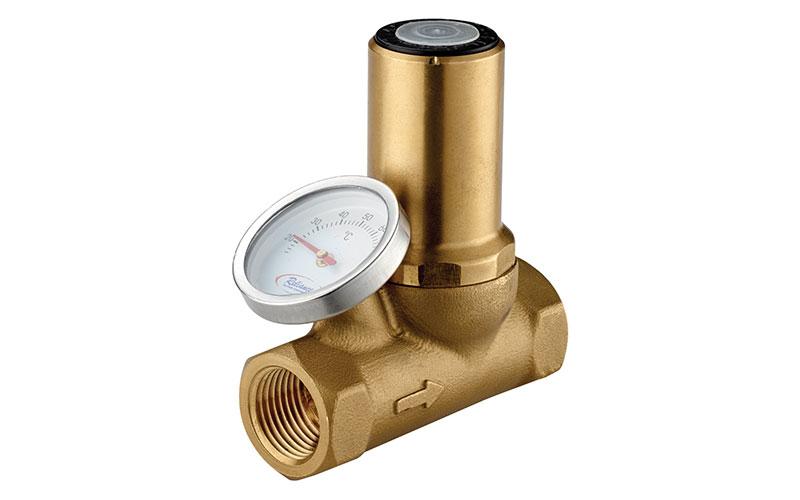 Thermal balancing valve