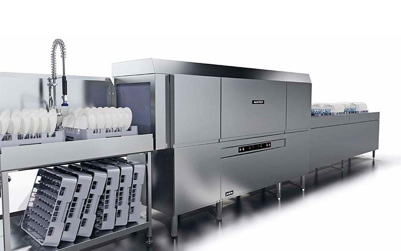 WashTech dishwasher machine